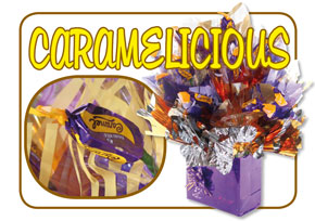 Caramelicious Candy Bouquet