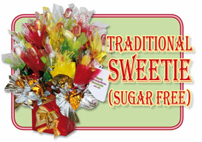 Traditional Sweetie Bouquet
