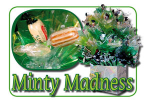 Minty Madness Sweetie Bouquet